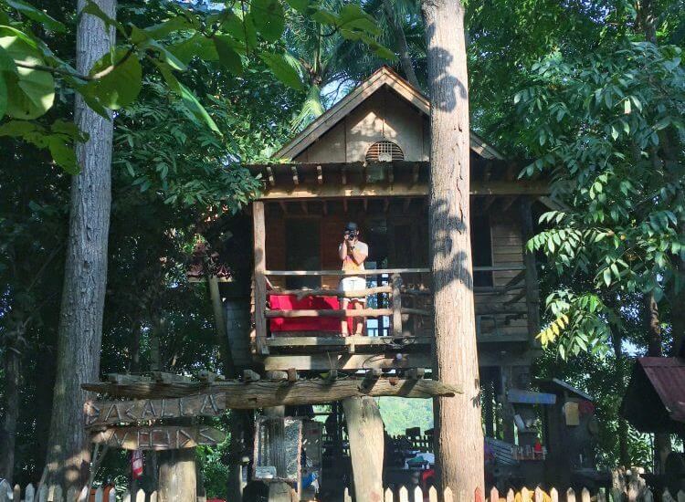 Into the Woods Experience at Bacalla Woods Campsite (plus Bugho Falls)