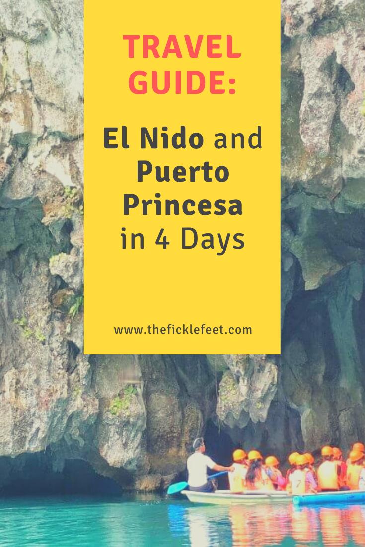 Travel Guide: El Nido and Puerto Princesa in 4 Days 1