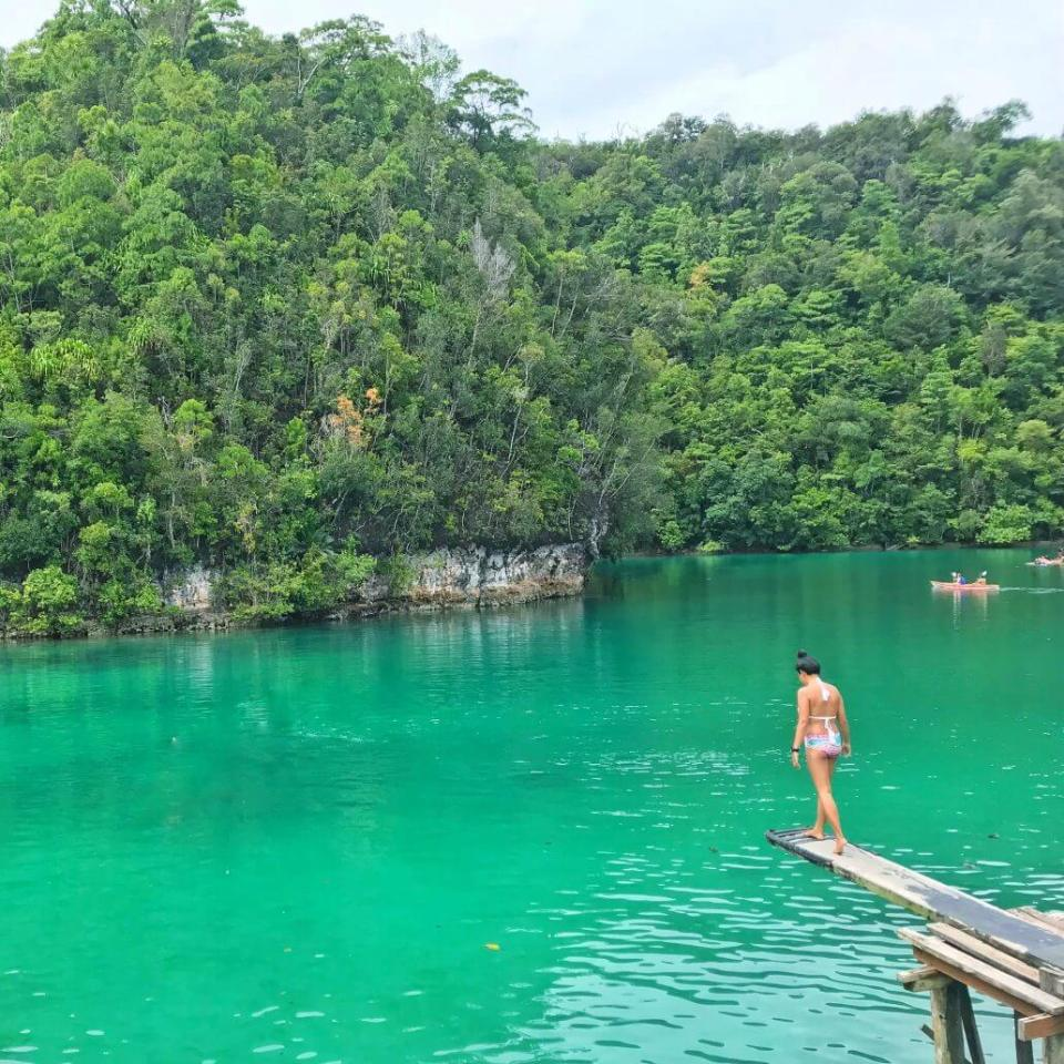 DIY Guide to Sugba Lagoon in Siargao Island