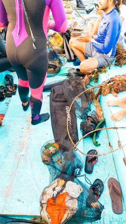 Malapascua Island Ocean Clean Up