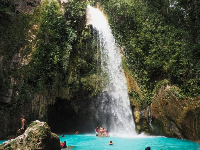 5 Amazing Waterfalls in the Philippines (that you probably never heard of)