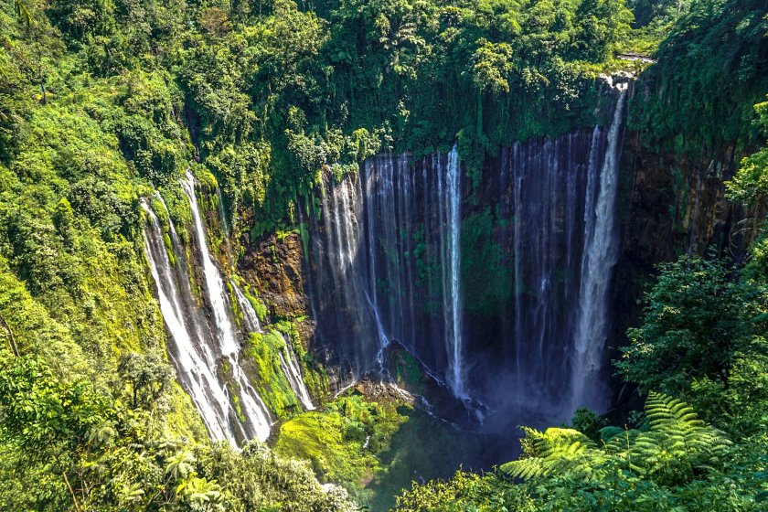 8 Wonderful Waterfalls in Indonesia That You Should Visit
