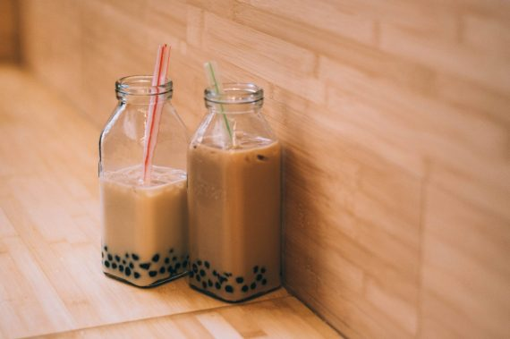 Milk Tea Stations in Tandag City