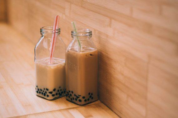 Milk Tea Stations in Tandag City
