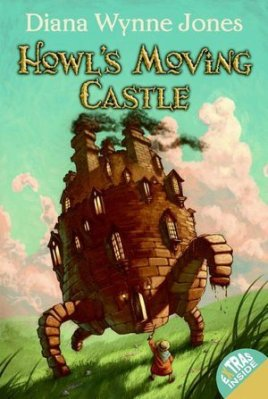howl's moving castle book