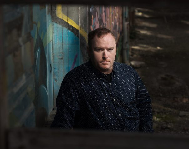 Aaron Chapman, authorRebecca Blissett Photography