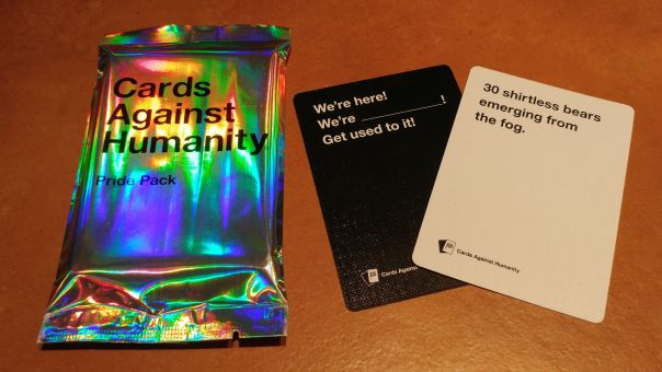 Improv Against Humanity Pride Pack