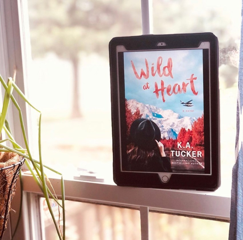 Wild at Heart by K.A. Tucker