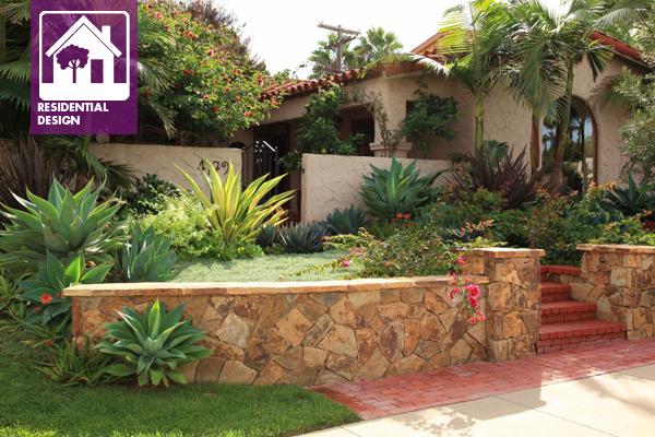 Jewel Box Front Garden