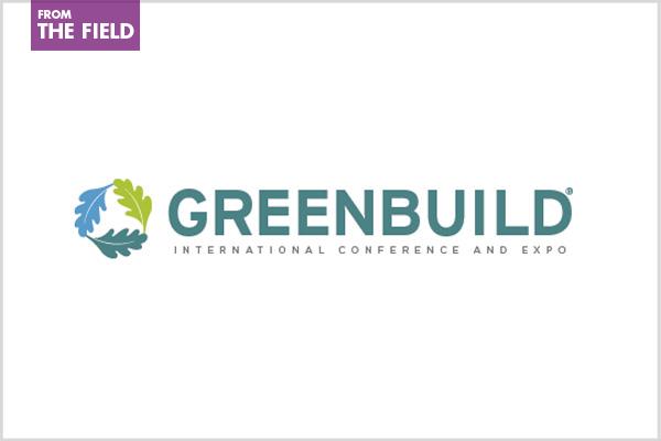 Greenbuild International Conference & ExpoNovember 20-22, 2013, Philadelphia, PA