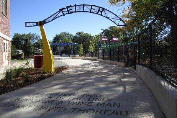 Teller Elementary image: Colorado University Graduate Student