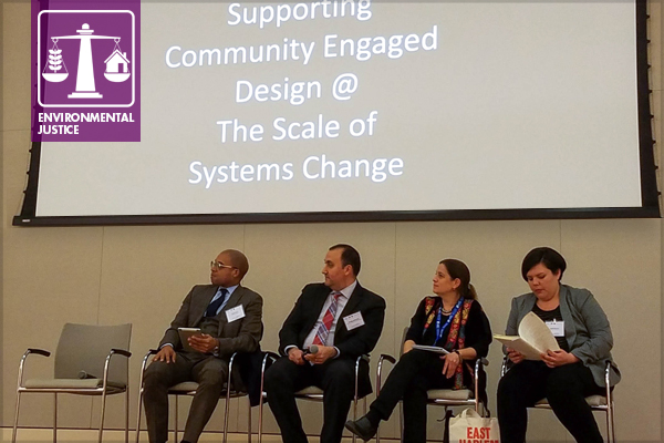 A dynamic panel used efforts in East Harlem NYC as a case study for scaling up equitable process image: Kofi Boone