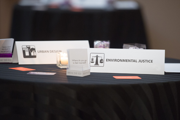 Environmental Justice PPN at the 2015 PPN Networking Reception image: Event Photography of North America Corporation (EPNAC)