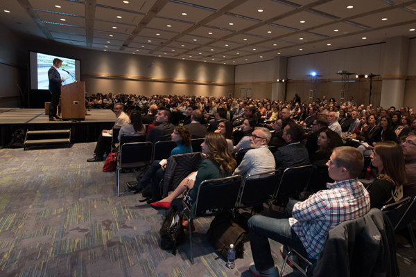 Education sessions at the 2015 ASLA Annual Meeting and EXPO image: Event Photography of North America Corporation (EPNAC)