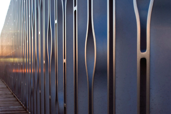 Macallen Building, South Boston, MA, 2009 Professional ASLA Honor Award, General Design Category image: John Horner Photography