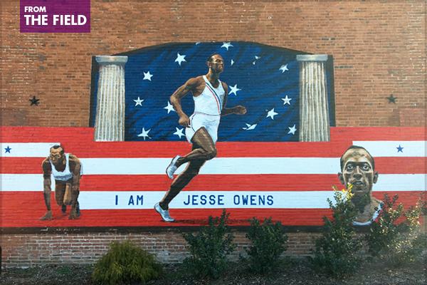 Mural at Crown Square / image credit: Shawn Balon