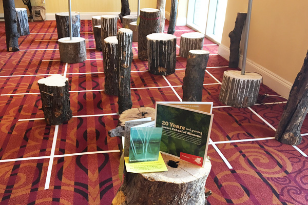 Smart Growth Will Protect our Urban Trees and Forests, sponsored by the ASLA Student Chapter at Washington University in St. Louis, Forest Releaf of Missouri, and U.S. Forest Service image: Shawn Balon