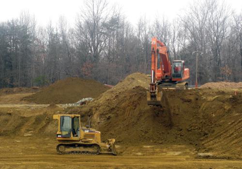 Unscreened soil harvesting image: James Urban