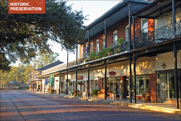 Front Street, Natchitoches