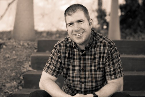 Ian Dawson_Author Photo