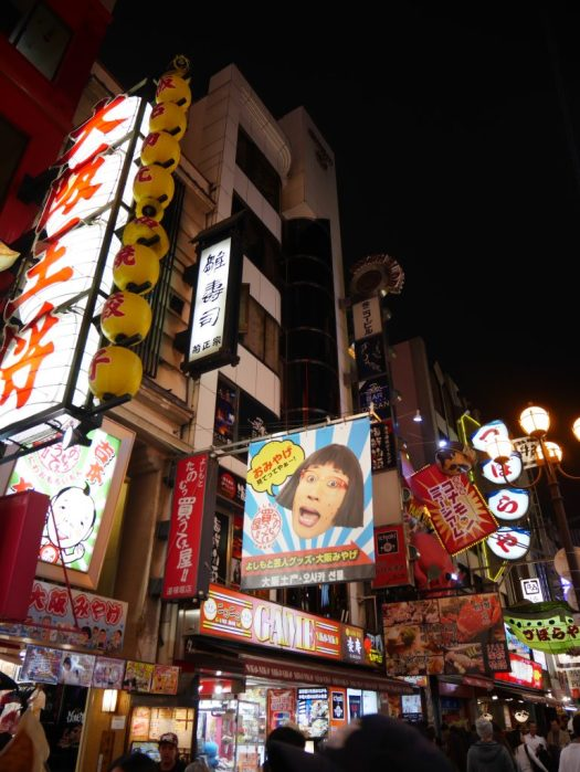 Dotonbori @ The Fiery Explorer