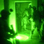 """Night vision"" by U.S. Army in Iraq photo by Spc. Lee Davis -"