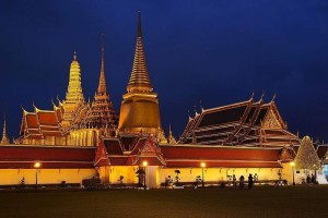 Grand Palace in Thailand Image Source: Ktmwebs
