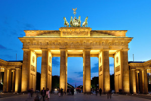 "Brandenburg, Germany ""Brandenburger Tor abends"" by Thomas Wolf, www.foto-tw.de -"