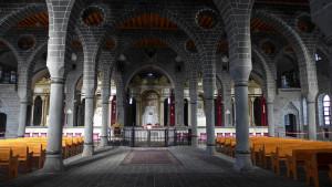 Armenian Church Surp Giragos in Diyarbakır, Eastern Turkey Image Source: Richard, flickr, Creative Commons