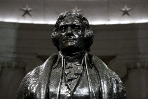 Jefferson. Image Source: Gage Skidmore, Flickr, Creative Commons
