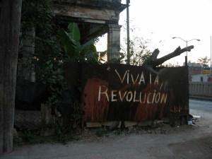 Viva la revolucion Image Source: Sami Keinänen, Flickr, Creative Commons