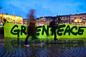 """Image Source: """"A call to action"""" by Greenpeace Finland -"""