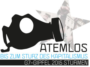 "Flyer encouraging protesting. Image Source: ""Call for protests g7 2015"" by Indymedia - http://de.indymedia.org/node/3645. Licensed under CC BY-SA 3.0 via Wikimedia Commons - http://commons.wikimedia.org/wiki/File:Call_for_protests_g7_2015.jpg#/media/File:Call_for_protests_g7_2015.jpg"