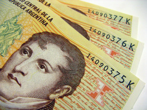 Argentina Currency Image Source: Global Panorama, Flickr, Creative Commons