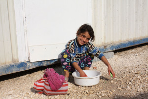 Syrian Refugee Image Source: European Commission DG ECHO, Flickr, Creative Commons