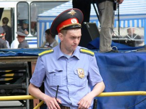 Russian Police Image Source: Anton Fomkin, Flickr, Creative Commons