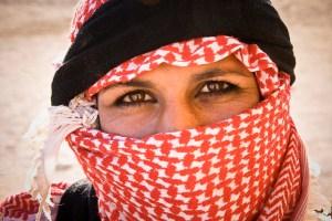 Bedouin Woman Image Source: Marc Veraart, Flickr, Creative Commons