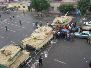 Martial Law... in Egypt Image Source: ARK 88, Flickr, Creative Commons