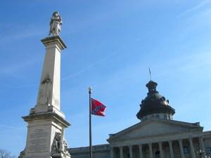 State House, South Carolina. Creative Commons.