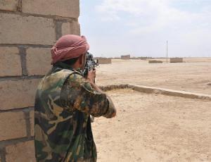 Image Source: free kurdistan, Flickr, Creative Commons Kurdish YPG Fighter