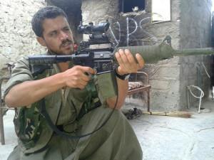 PKK Kurd Image Source: free kurdistan, Flickr, Creative Commons