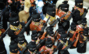 Zapatista EZLN Image Source:  yankara  , Flickr, Creative Commons