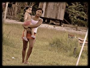 Indian girl in Brazil. Image Source: Daniel Zanini H., Flickr, Creative Commons