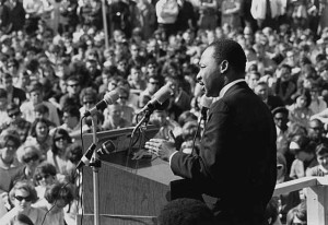 Martin Luther King Image Source: Minnesota Historical Society, Flickr, Creative Commons