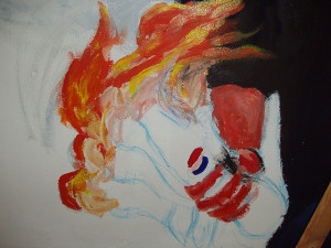 Molotov Image Source: joy garnett, Flickr, Creative Commons