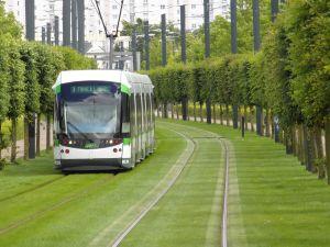 Image Source: File:Flickr - IngolfBLN - Nantes - Tramway - Ligne 3 - Orvault (17).jpg Uploaded by Matanya
