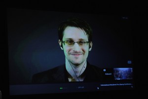 Image Source: Gage Skidmore, Flickr, Creative Commons Edward Snowden Edward Snowden speaking at the 2015 International Students for Liberty Conference at the Marriott Wardman Park Hotel in Washington, D.C.
