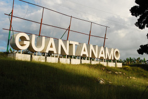 Image Source: Paul Keller Flickr, Creative Commons welcome to Guantanamo...