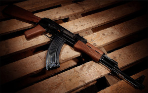 Image Source: brian.ch Flickr, Creative Commons AK-47 Assault Rifle // Avtomat Kalashnikova 1947