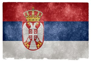 Image Source: Nicolas Raymond, Flickr, Creative Commons Serbia Grunge Flag